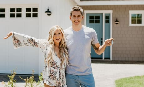 Lauren Burnham and Arie Luyendyk Jr. Buy a House