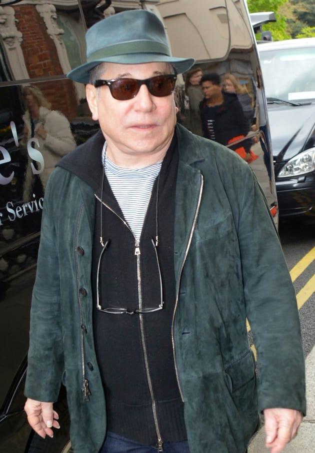 Paul Simon Picture