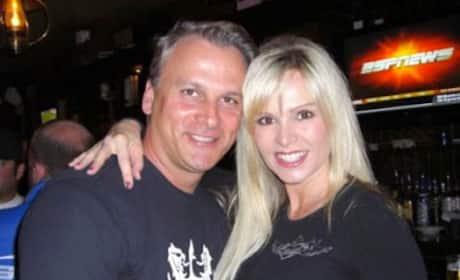 Tamra Barney With Simon Barney