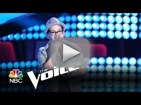 Josh Kaufman: 'One More Try' (The Voice Audition)