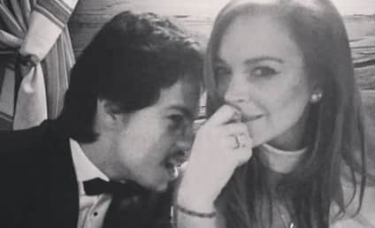 Lindsay Lohan: Harry Styles Hit on Me, But I Shot Him Down!