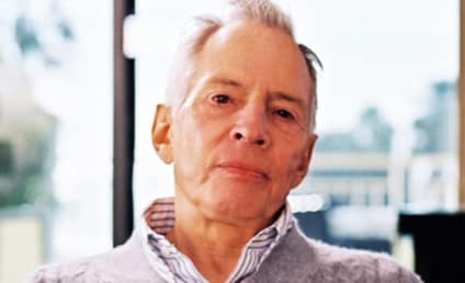 Robert Durst Pees on CVS Candy Rack in Bizarre New Video