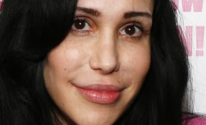 "Octomom Moves Out, Landlord Says House Now ""Den of Filth"" That Smells Like Urine"