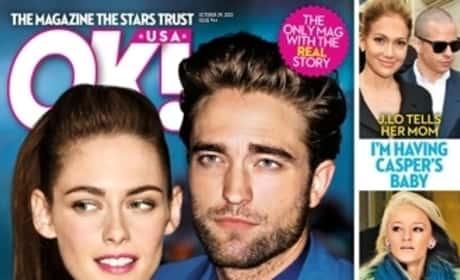 Kristen Stewart OK! Cover