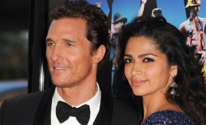 Matthew McConaughey and Camila Alves: Expecting Again!
