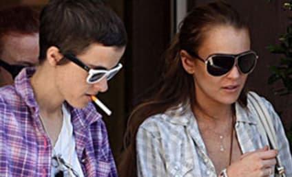Lindsay Lohan & Samantha Ronson: Movin' Out