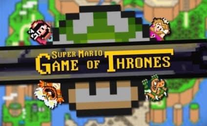 Game of Thrones Super Mario Credits: Pure Nerdy Hilarity