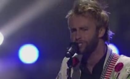 Paul McDonald Moves On, Impresses with Original Song, Suit