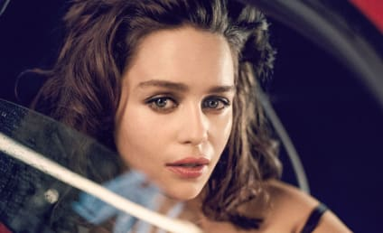 Emilia Clarke Talks Turning Down Fifty Shades of Grey: No More Nudity For Me!