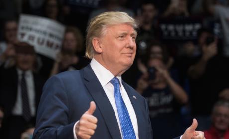 Donald Trump in Pennsylvania