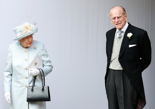Kate Middleton to Harry & William: You Lads Are Gonna Bury the Hatchet Before You Bury Philip!