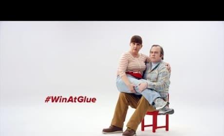 Loctite Glue Super Bowl Commercial