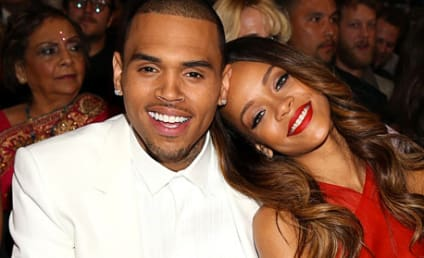 Rihanna: In Therapy to Get Over Chris Brown?