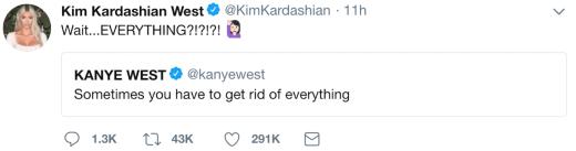 kk response