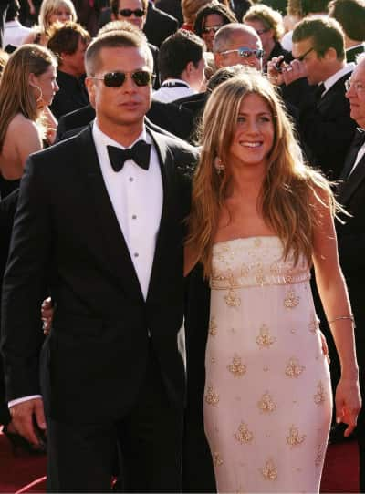 Brad Pitt, Jennifer Aniston Picture