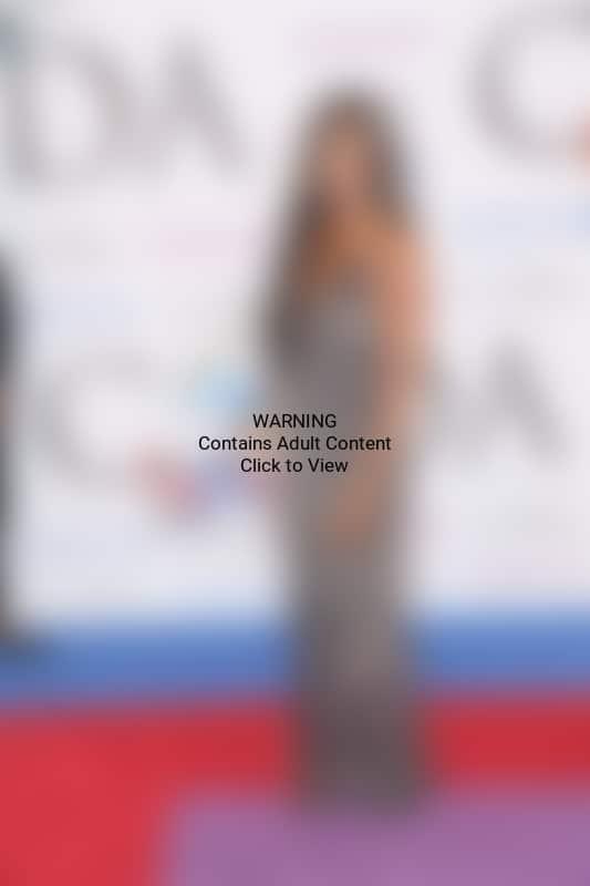 Naomi Campbell at Fashion Awards