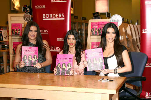Book Signing Photo