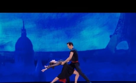 American in Paris at the Tony Awards