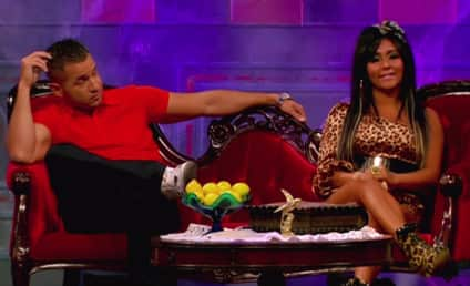 The Situation on Snooki: I Never Got It In, But ...
