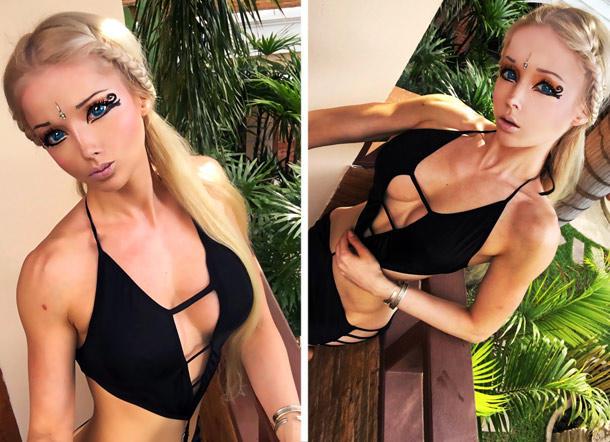 Human Barbie Bikini Pictures