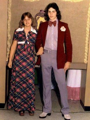 Ellen DeGeneres Prom Photo