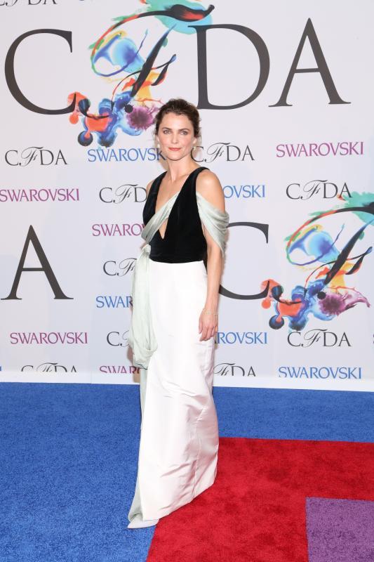 Keri Russell at Fashion Awards