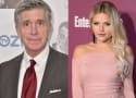 Tom Bergeron SLAMMED for Comments About Witney Carson!