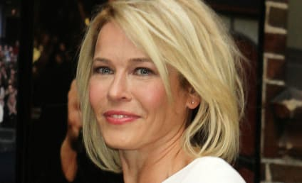 Chelsea Handler Covers Nipples with Star of David Pasties: Funny or Foul?
