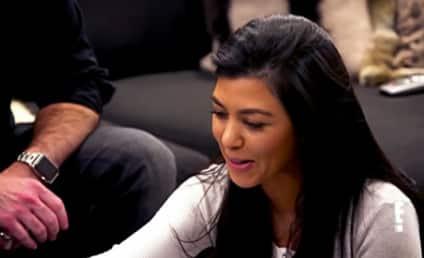 Scott Disick Calls Out Kourtney Kardashian on Justin Bieber Fling!