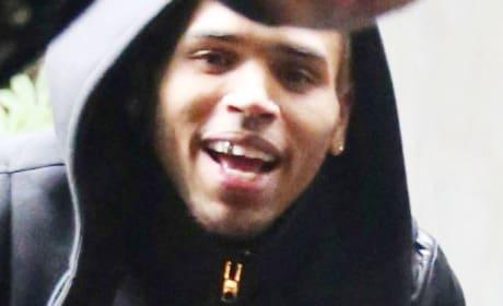 Chris Brown Teeth