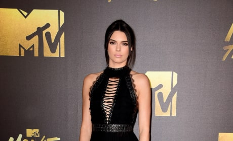 Kendall Jenner: 2016 MTV Movie Awards