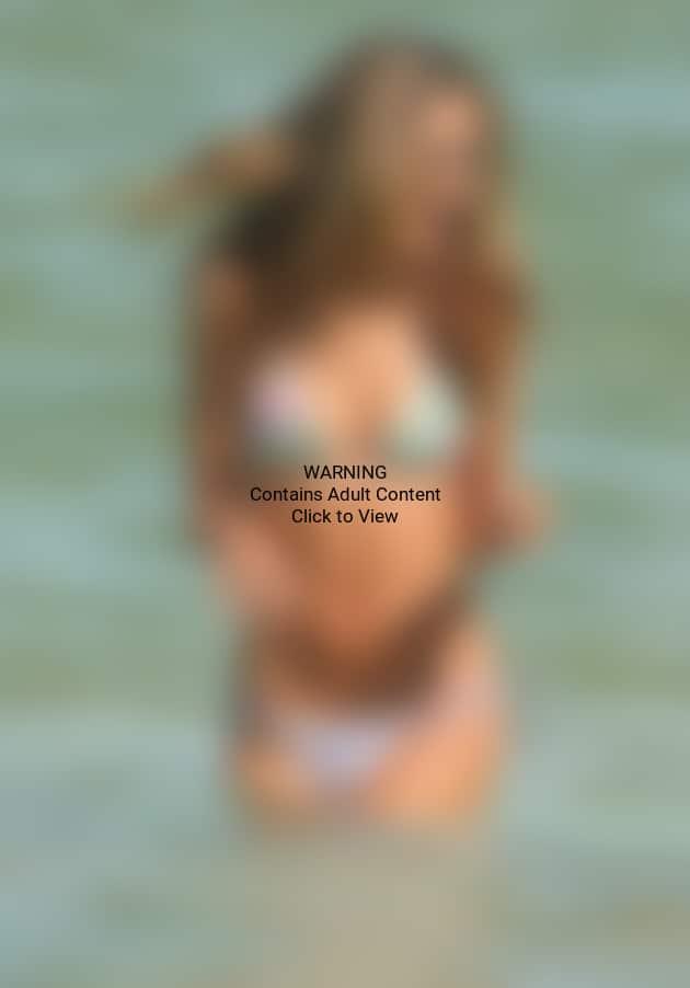 Alessandra Ambrosio Bikini Picture