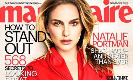 Natalie Portman Shows Some Skin, Gushes Over Chris Hemsworth