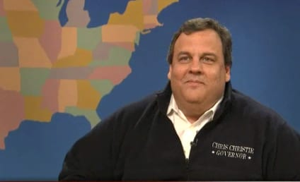 Chris Christie on SNL: N.J. Governor Talks Hurricane Relief, Kicks Off 2016 Campaign?