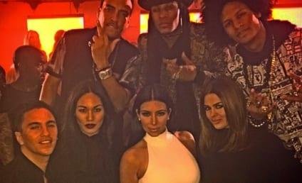 Khloe Kardashian Urged to Dump French Montana; Family Insists Rapper Has Been Unfaithful