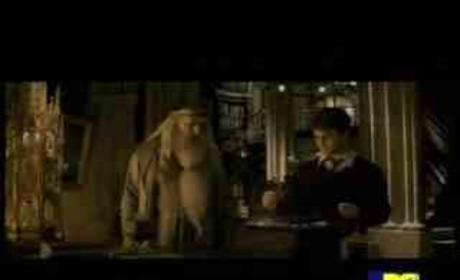 Harry Potter and the Half-Blood Prince Clip