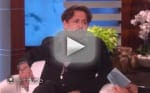 Johnny Depp: Drunk on Ellen?