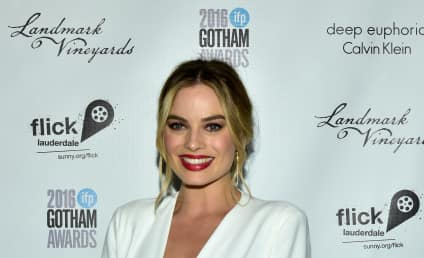 Margot Robbie Confirms Marriage to Tom Ackerley!