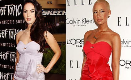 Fashion Face-Off: Megan Fox vs. Amber Rose
