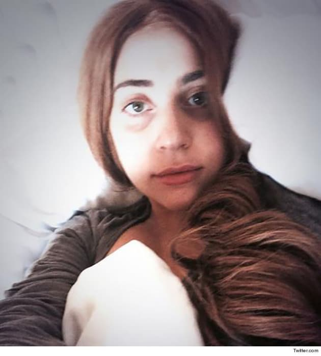 Charming lady gaga without no makeup are absolutely