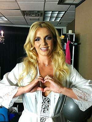 Britney Spears Love