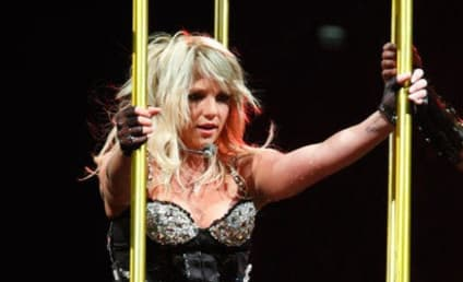 Tears For Spears: Britney and Sam Lutfi Fight!