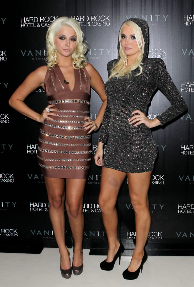 Kristina Shannon and Karissa Shannon Photo