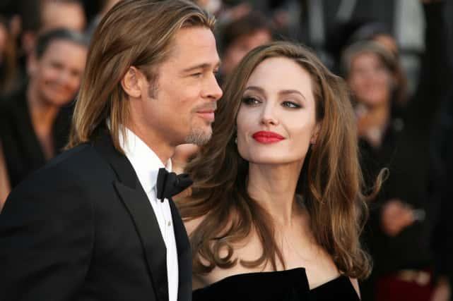 Brad Pitt & Angelina Jolie: A Love Story