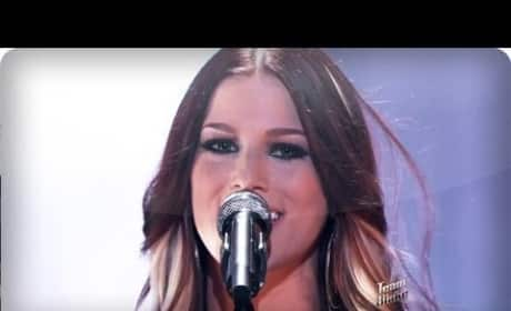 Cassadee Pope - Are You Happy Now? (The Voice)