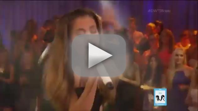 Ariana Grande - Dancing with the Stars Season 18 Finale Performance