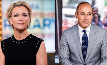 Megyn Kelly on Matt Lauer: I Know ALL His Skeletons!