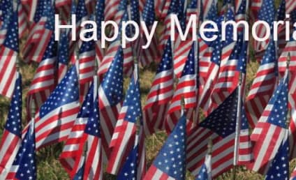 Memorial Day: Celebrities Tweet Thoughts, Give Thanks to Military