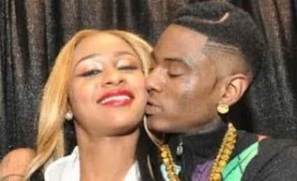 Soulja Boy: NOT the Father of Diamond Mackey Love Child!
