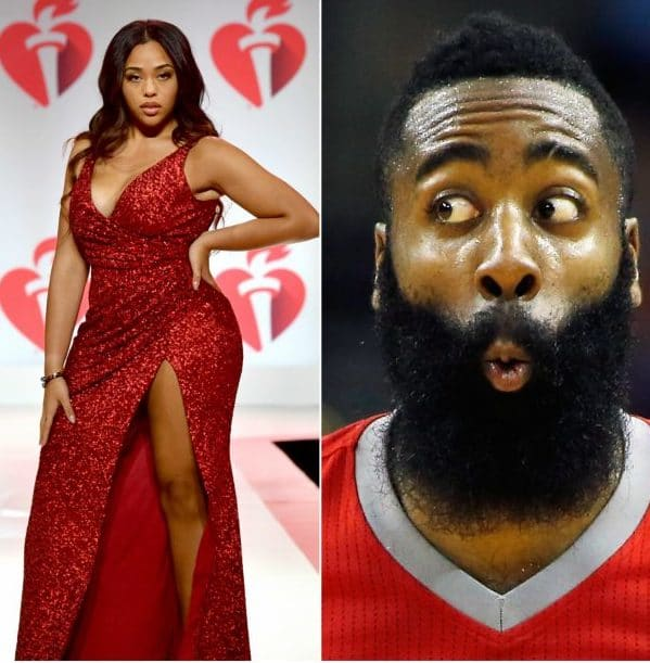 James Harden Latest News: Jordyn Woods ALSO Hooked Up With James Harden, Source